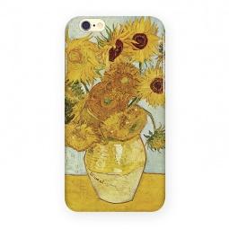 фото Чехол для iPhone 6 Mitya Veselkov «Подсолнухи Ван Гога»