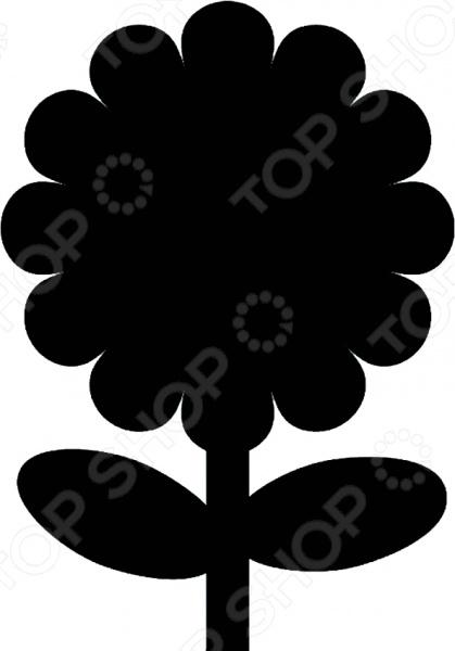 Набор: доска для заметок меловая и маркер Securit «Цветок»Другие элементы интерьера<br>Набор Securit Цветок состоит из меловой доски для заметок и маркера. С помощью данного набора, вы можете оставить сообщение, пожелание или просто смайлик родному человеку. Меловая доска будет крайне полезной в детской комнате, ведь малыши очень любят рисовать. А что может быть лучше, чем возможность рисовать столько, сколько хочется Стоит стереть маркер и вот, перед юным творцом вновь чистый лист . Также меловые доски широко применяются в местах общественного питания, где главные или новые блюда необходимо выделить для привлечения внимания клиентов. Представленная модель выполнена из дерева и имеет форму цветка. Послание, оставленное на такой дощечке, никого не оставит равнодушным, заряжая читающего позитивом и даря ему улыбку на целый день.<br>