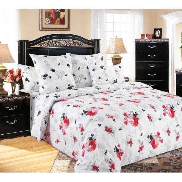 фото Комплект постельного белья Королевское Искушение с компаньоном «Анабель». 2-спальный. Размер простыни: 220х195 см