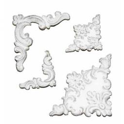 фото Набор фигурок для декорирования Melissa Frances Декоративные уголки