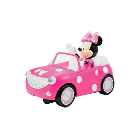 Купить Машинка на радиоуправлении Jada Toys Минни Маус
