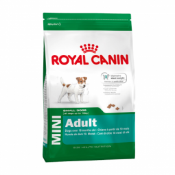 фото Корм сухой для собак мелких пород Royal Canin Mini Adult