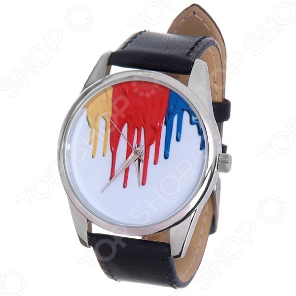 Часы наручные Mitya Veselkov «Гуашь» MV часы наручные mitya veselkov часы mitya veselkov цифры и насечки на черном арт mv 130