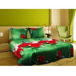 фото Комплект постельного белья Amore Mio Zabava. Mako-Satin. 1,5-спальный