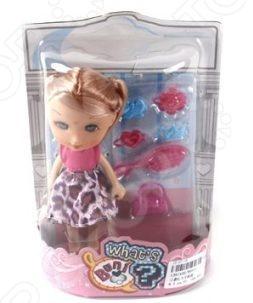 Кукла с аксессуарами Shantou Gepai 86011