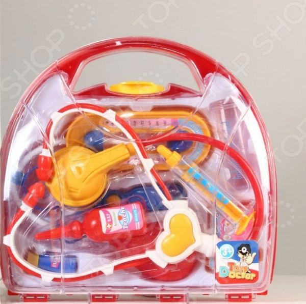 Набор игровой для девочек Toys Doctor. В ассортименте