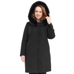 Купить Пальто Electrastyle «Кэтрин». Цвет: черный