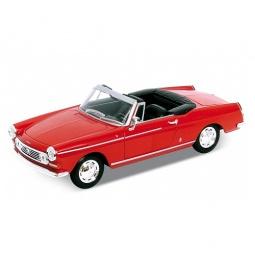 Купить Модель винтажной машины 1:34-39 Welly Peugeot 404. В ассортименте