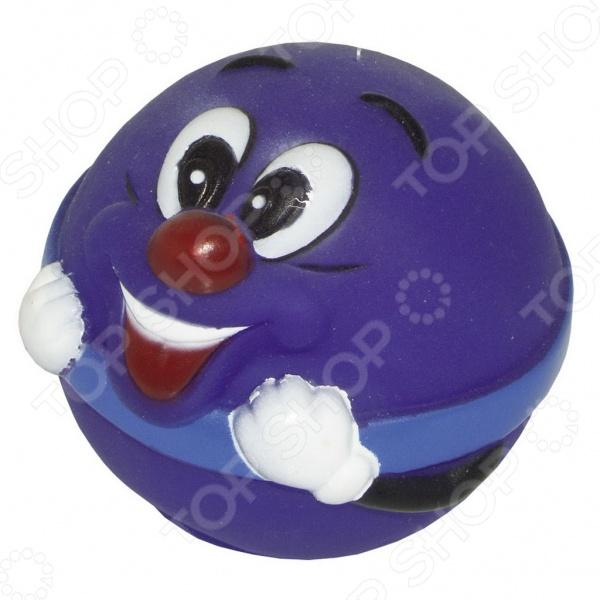 Игрушка-мяч для собак DEZZIE «Собачья радость» игрушка для собак dezzie мяч резина розовый с рыжим