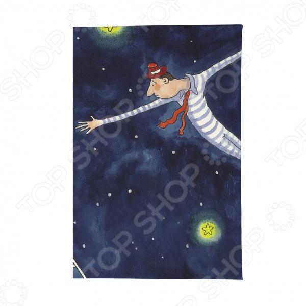 Обложка для автодокументов Mitya Veselkov «Акробаты в воздухе»