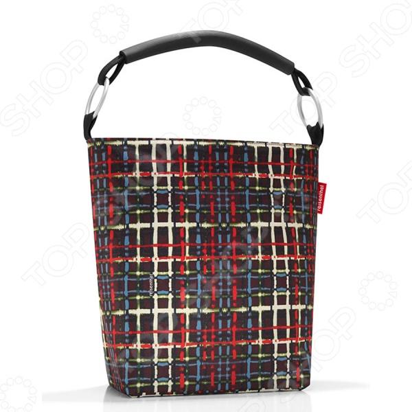 Сумка Reisenthel Ringbag L WoolСумки для покупок<br>Сумка Reisenthel Ringbag L Wool прекрасно подойдет для шоппинга, походов за продуктами или прогулок по городу. Модель достаточно вместительна и практична в использовании, отличается хорошим качеством пошива и стильным элегантным дизайном. Сумка выполнена из высокопрочного полиэстера и снабжена тремя внутренними карманами один на молнии и два накладных . Ручка сумки надежно закреплена на два алюминиевых кольца.<br>