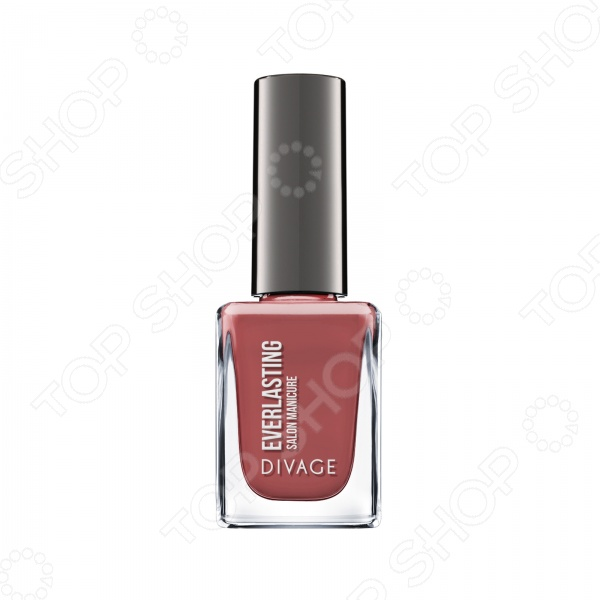 Лак для ногтей гелевый DIVAGE Nail Polish Everlasting G № 26 гель лак для ногтей rimmel super gel nail polish