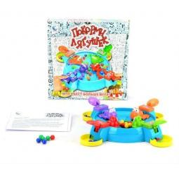 Купить Игра настольная Shantou Gepai «Покорми лягушек»
