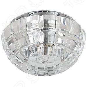 Светильник потолочный декоративный Эра DK45 CH/WH