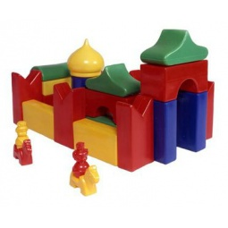 Купить Набор кубиков Строим вместе «Скит»