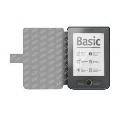 фото Чехол LaZarr Pocket Case для PocketBook Touch 613. Цвет: серый с синим