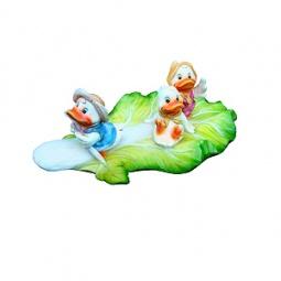 Купить Фигурка садовая плавающая GREEN APPLE GRWD3-21 «Утята 3»