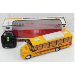 фото Машина на радиоуправлении Shantou Gepai «Автобус школьный»