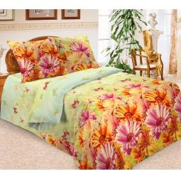 фото Комплект постельного белья Белиссимо «Герберы». 2-спальный