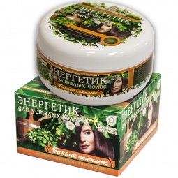 фото Маска для волос Банные штучки «Энергетик для усталых волос»