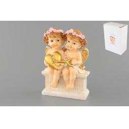 Купить Фигурка декоративная Elan Gallery Ангелочки с ключиком