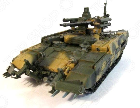 Сборная модель танка Звезда БМПТ «Терминатор»