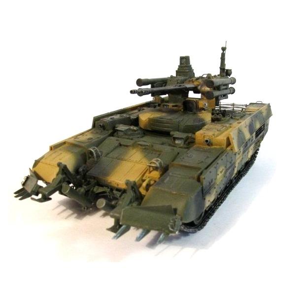 фото Сборная модель танка Звезда БМПТ «Терминатор»
