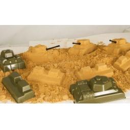 фото Набор для игры в песочнице Форма «Танковый бой» 06610