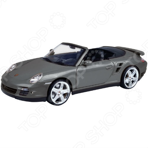 Модель автомобиля 1:18 Motormax Porsche 911 Turbo Cabriolet