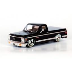 фото Модель автомобиля 1:24 Jada Toys Chevy Cheyenne Pickup. Цвет: черный