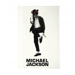 фото Обложка для паспорта Mitya Veselkov «Майкл Джексон»