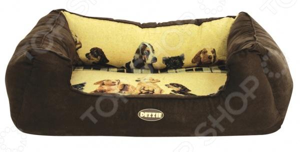 Лежак для собак DEZZIE