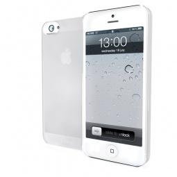 фото Чехол Muvit iMatt ультратонкий для iPhone 5. Цвет: белый