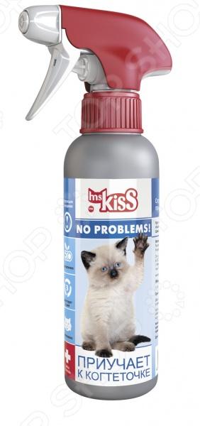 Спрей для коррекции поведения кошек Ms.Kiss «Приучает к когтеточке»