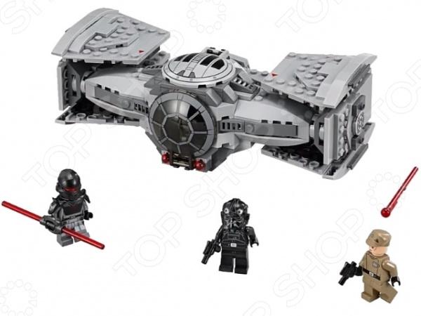 Конструктор LEGO Улучшенный Прототип TIE ИстребителяКонструкторы LEGO<br>Конструктор Lego Улучшенный Прототип TIE Истребителя представляет собой конструктор для детей, в котором найдутся все необходимые детали для создания моделей с картинки. Маленькие детали подойдут для детей старше семи лет, они отлично различимы для ребенка и он точно поймет что с ними необходимо делать. Конструкторы такого типа развивают пространственное и логическое мышление, фантазию, творческие способности и мелкую моторику рук. Яркие краски и высокое качество элементов набор обеспечит стойкий интерес ребенка к игрушке. Следует отметить, что конструкторы Lego популярны не только среди детей, но подойдут и любому взрослому, кто любит подобные игры и собрание моделей своими руками.<br>