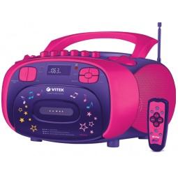 фото Магнитола CD/MP3 WINX by VITEK WX-4001 MS