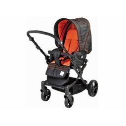 фото Коляска-трансформер Baby Hit OASIS. Цвет: оранжевый, черный