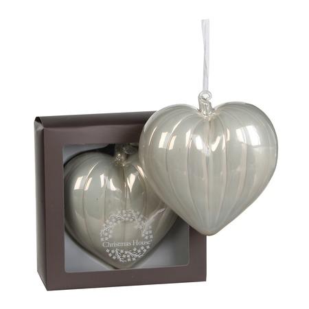 Купить Елочное украшение Christmas House «Сердце» 1694604