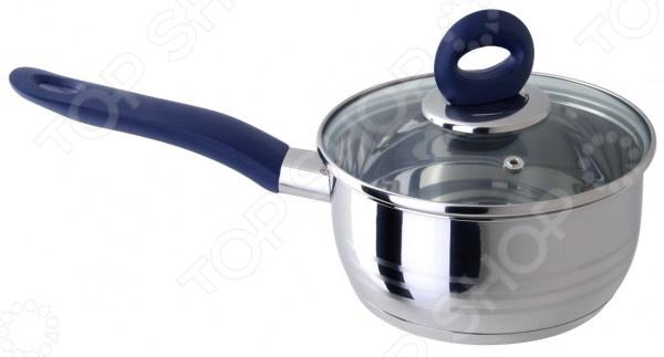Ковш с крышкой Regent Azzuro VitroКовши<br>Ковш с крышкой Regent Azzuro Vitro отличная посуда из нержавеющей стали с комбинированной полировкой. Посуду удобно использовать для тушения мяса и овощей, для приготовления голубцов, солянки, жаркого или плова. Особая конструкция и многослойное дно обеспечивает равномерное распределение тепла, возможность деформации при использовании, полностью исключается. Оно аккумулирует тепло, способствует быстрому закипанию и приготовлению пищи даже при небольшой мощности конфорок. Оптимальное соотношение толщины дна и стенок посуды обеспечивает равномерное распределение тепла, экономит энергию, делает посуду устойчивой к деформации. Подходит для электрических, газовых, керамических, галогенных плит.<br>