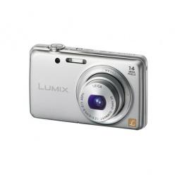 фото Фотокамера цифровая Panasonic Lumix DMC-FS40. Цвет: серебристый