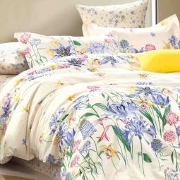 фото Комплект постельного белья Amore Mio Leto. Provence. 1,5-спальный