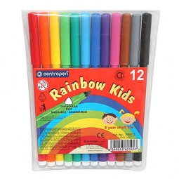 фото Набор фломастеров Centropen Rainbow Kids