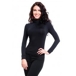 фото Водолазка Mondigo 146. Цвет: черный. Размер одежды: 44