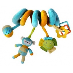 фото Игрушка подвесная Жирафики «Обезьянка»
