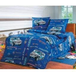 Купить Детский комплект постельного белья Бамбино «Хаммер»