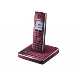 фото Радиотелефон Panasonic KX-TG8561. Цвет: красный