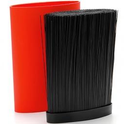 фото Подставка для ножей Mayer&Boch MB-24895. Цвет: красный