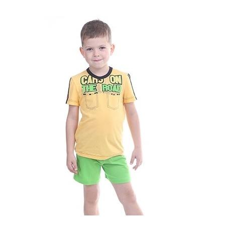 Купить Комплект для мальчика: футболка и шорты Свитанак 606496