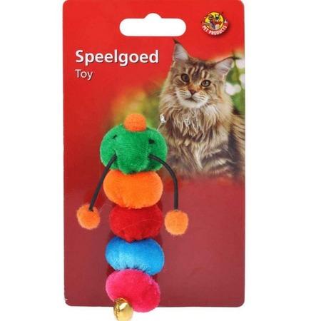 Купить Игрушка для кошек Beeztees «Гусеница». В ассортименте