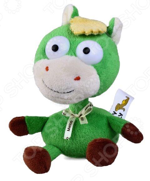 Мягкая игрушка Fluffy Family «Лошадка Шалтай-балтай»Мягкие игрушки<br>Игрушка мягкая Fluffy Family Лошадка Шалтай-балтай - это прекрасный подарок для вашего малыша. Модель отличается оригинальным дизайном и качественным исполнением. Игрушка станет верным другом для каждого ребёнка, подарит множество приятных мгновений и непременно поднимет настроение. Изготовлена из качественных и безопасных материалов. Эта милая и забавная игрушка обязательно понравится вашему ребёнку.<br>